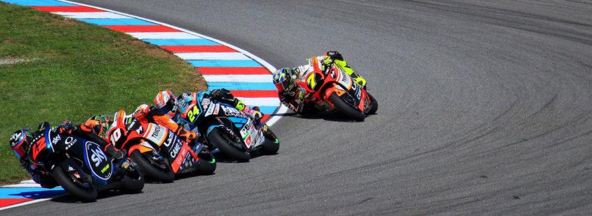 In MotoGP è l'allenamento del pilota a fare la differenza!