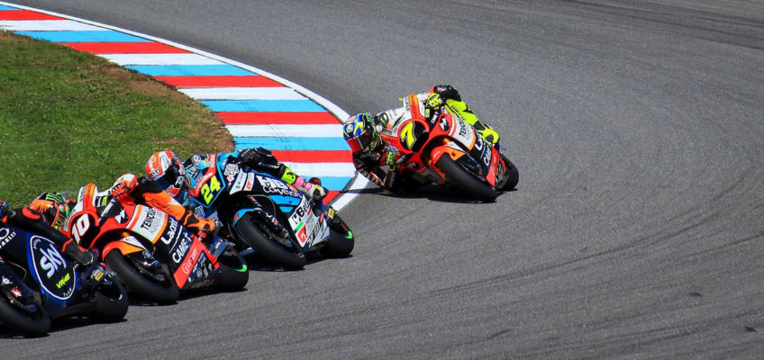 In MotoGP è l'allenamento del pilota a fare la differenza!